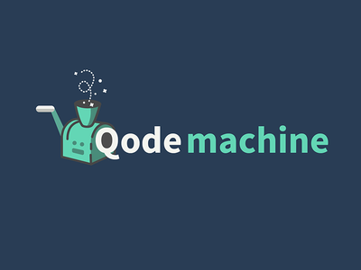 Codemachine logo softwarehouse machine logo
