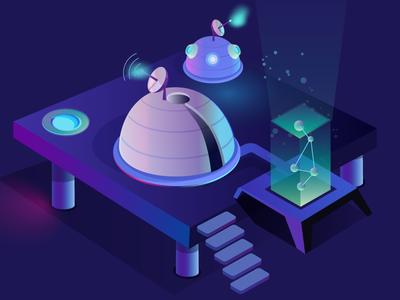Cosmic Base  detail