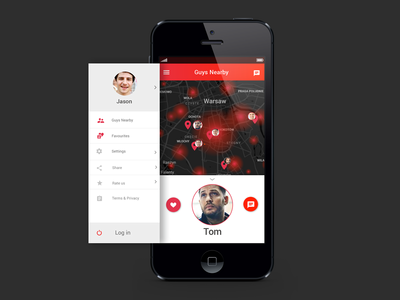 Fever App Screen