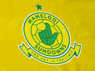 Mamelodi Sundowns logo rebrand (2019)