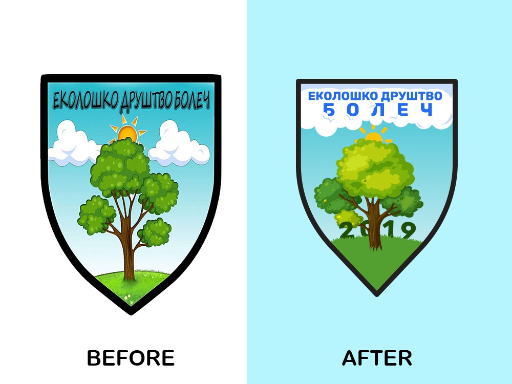 Fresh Badge branding designer style vector illustration graphic design logo tshirt badgedesign badge logo badge