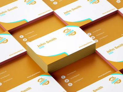 Fully Loaded Fries Business Cards