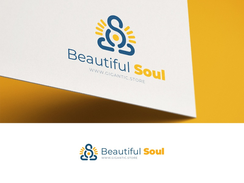 Logo Design Template for Meditation, Spiritual World and Yoga logo a day mark sign graphic design branding design brand identity brand designer brand design branding brand designer logo designer logo mark logodesign logo design logotype logos logo