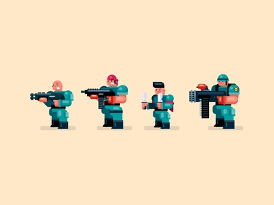 Game Design Characters gigantic animation illustrator vector art characters vector character design person drawing flat cartoon man design illustration character flat design game designer game design game dev game