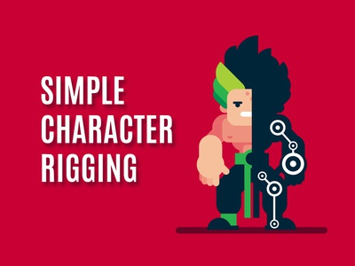 Simple Character Rigging Tutorial