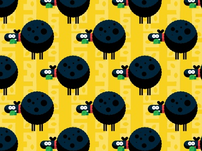 Flat design sheep seamless pattern background illustration illustration design illustration art illustrations illustration background design background image background art backgrounds background pattern design pattern art patterns pattern seamless patterns seamless pattern seamlesspattern seamless loop seamless sheep flat design