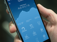 Dashboard ~ Mobile Banking