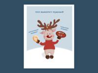 Rudolph Postcard 2019