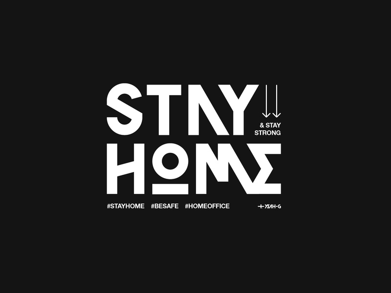 Stay Home vector font pairings font pairing typeface typography design typography logo typography poster brutalism helvetica fonts font awesome font family font design font typography art typographic typography type illustration adobe illustrator