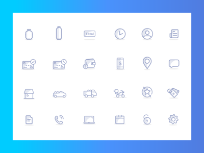 Dealer Tool iconography