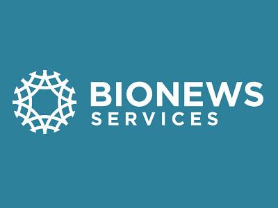 BioNews Services ux vector ui logo typography icon illustration design branding app
