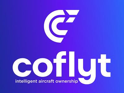 Coflyt ux vector ui typography logo illustration icon design branding app
