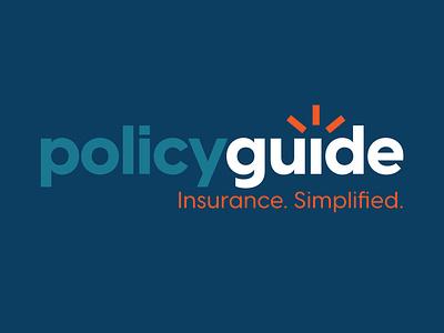 Policy Guide ux ui vector logo typography illustration icon design branding app