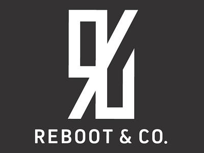 Reboot & Co. ux ui vector logo typography icon illustration design branding app