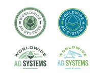 Worldwide Ag Systems Logo Options