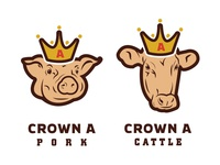 Crown A Mascots