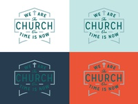 We Are The Church, Our Time Is Now