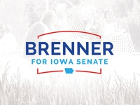 Campaign Logo - Brenner for Iowa Senate