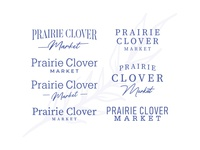 Text Options for Prairie Clover Market