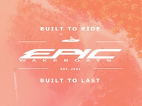 Epic Wakeboards Graphic