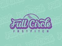 Full Circle Fastpitch Logo