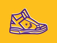 Converse Basketball Shoe