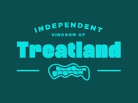 Another Graphic for a Passion Project for Treatland.tv