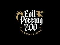 Evil Pedding Zoo Logo Option