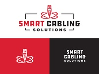 A killed concept for a Cabling Company