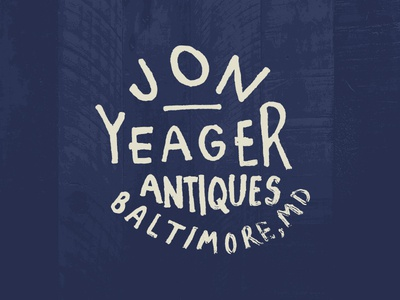 Jon Yeager Antiques