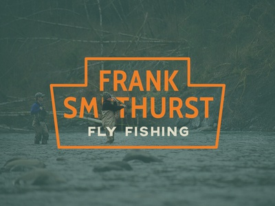 Fly Fishing Logo Concept