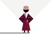 Georgian Man