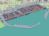 Anaklia Port