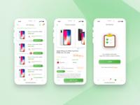 Mobile app UI/UX (eCommerce)
