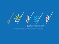 SUPweather Logo