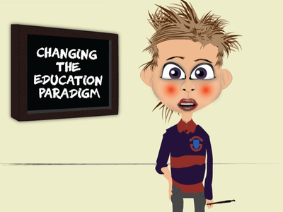 'Changing The Education Paradigm'