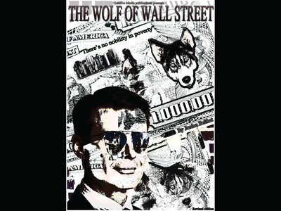 'The Wolf of Wall Street' (Revised version)