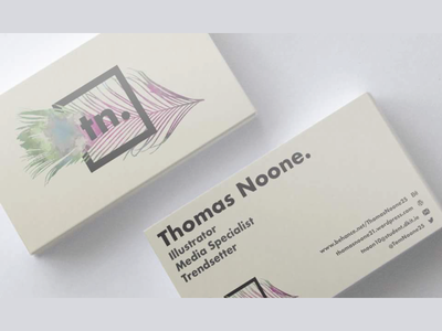 Business Card Finished Design