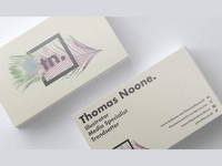 Business Card Finished Design