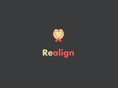'Realign' logo variation