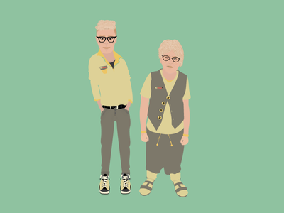 'Realign' Character Design
