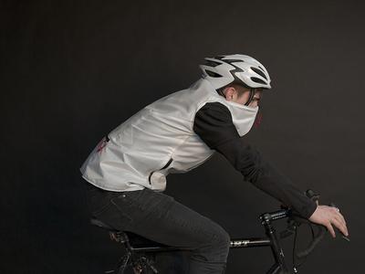Adaptive Cycling Jacket