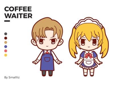 Coffee Waiter