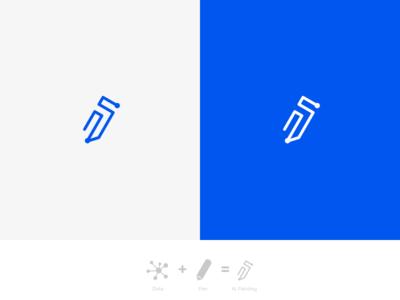 AI Painting Logo