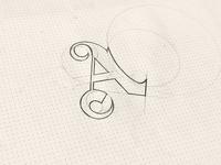 Sketch Logo An An