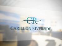 Logo Carillon Riverside Mockup