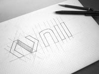 Logo Nii Sketch