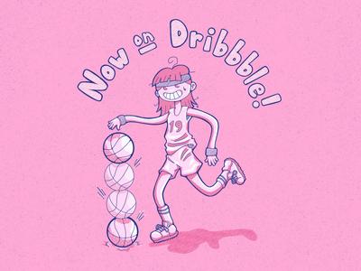 Look Ma, I'm on Dribbble!