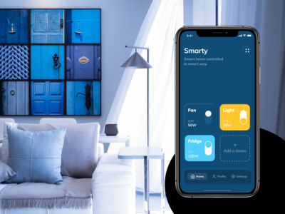 Smarty - Smart Home App