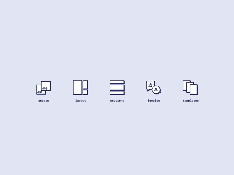 Minimal icons (Shopify app)
